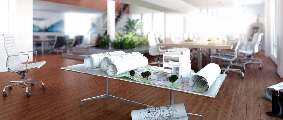 Bürofläche mit vielen verschiedenen Nutzungsmöglichkeiten in einem Wohn- und Geschäftshaus in Roßlau